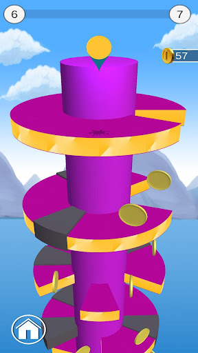 The Helixa Bounce -  Jumping ball 0.3 screenshots 1