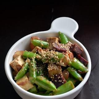 Sassy Sesame Tofu