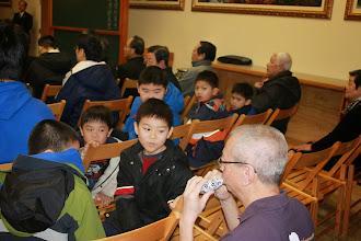 Photo: 陶笛家族的表演