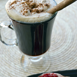 Cinnamon Almond Coffee.