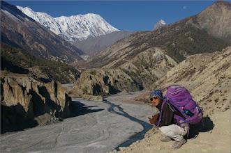 Photo: 14 XI 2011 Tilicho Peak