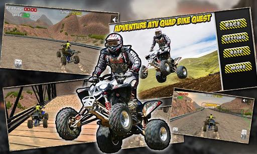 Adventure ATV Quad Bike Quest
