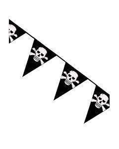 Flaggirlang pirat, 10 m