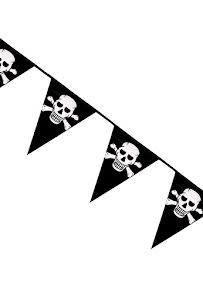 Flaggirlang pirat, 6 m