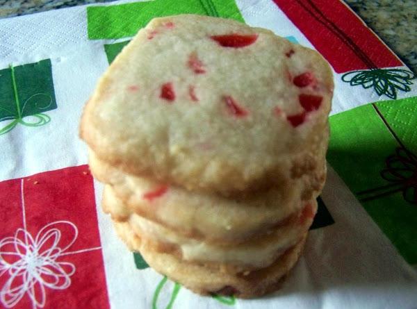 Cheery Cherry Christmas Cookies Recipe