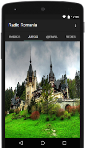 Radio Romania Gratis PRO screenshot 1