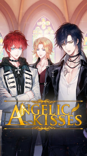 Angelic Kisses : Romance Otome Game 2.0.6 de.gamequotes.net 5