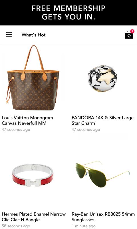 Rue La La-Shop Designer Brands- screenshot