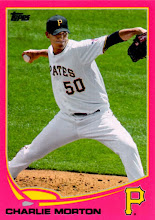Photo: 2013 Topps Pink 41/50
