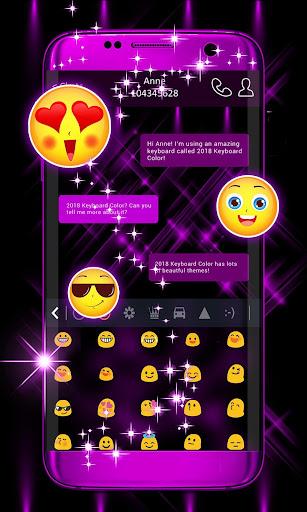 Flash Keyboard Theme  For Whatsapp 1.307.1.29 screenshots 2