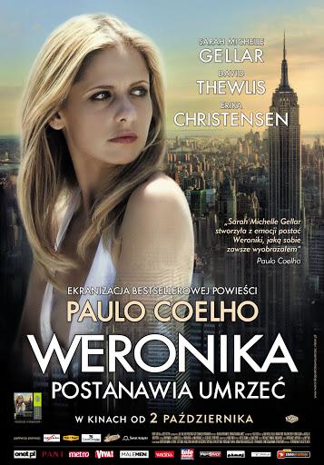 Polski plakat filmu 'Weronika Postanawia Umrzeć'