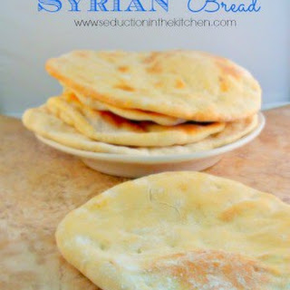 Syrian Bread- 1 Year Later.
