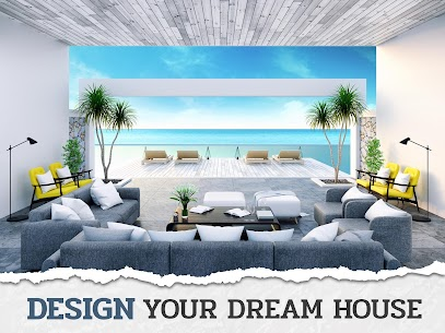 Design My Home Makeover MOD (Unlimited Gold Coins/Diamonds) 1