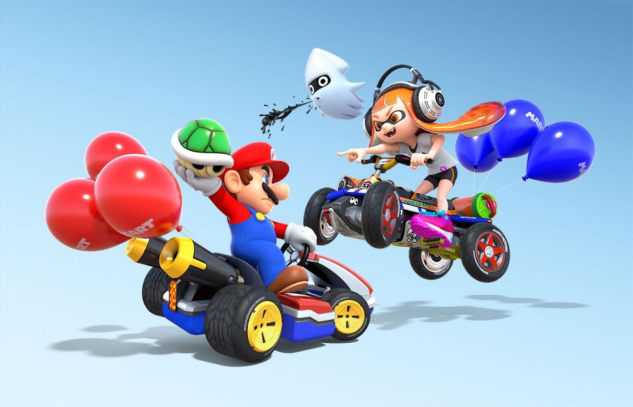 [Mario Kart 8 Deluxe] ออกซิ่งไปกับมาริโอ้และผองเพื่อน