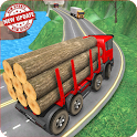 Offroad Driver Cargo Trucker icon