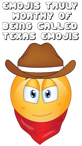 Texas Emoji by Emoji World ™