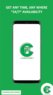 Cash Basket APK Instant Loan App Download for Android 3