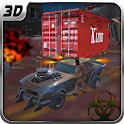 Zombie Highway Racer 3D icon