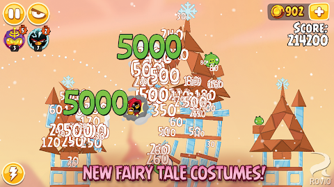 Angry Birds Seasons Screenshot 13