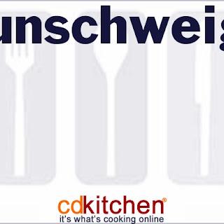 Braunschweiger Dip.