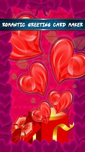 Romantic Greeting Card Maker  screenshots 1