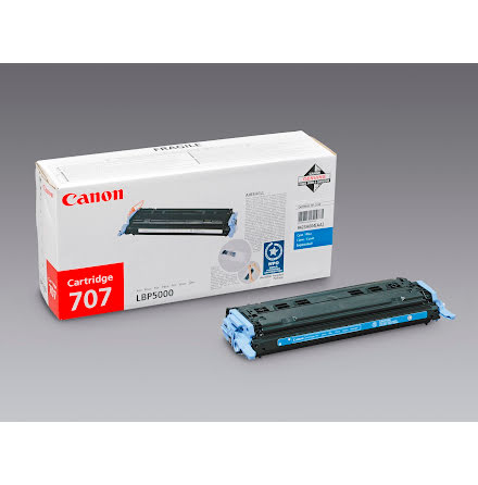 Toner Canon CRT-707 2k cyan