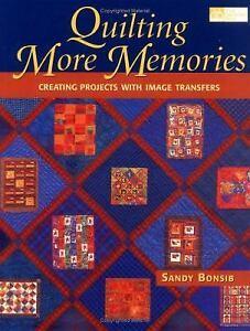 Image result for bonsib quilting more memories