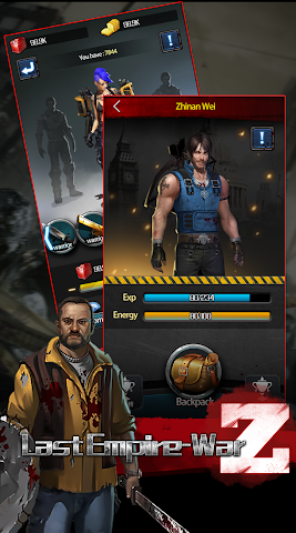 android Last Empire-War Z Screenshot 8