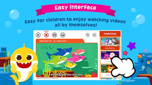 Baby Shark TV : Pinkfong Kids' Songs & Stories Apk 2