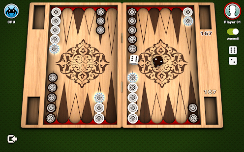 Backgammon - Free Board Game by LITE Games- screenshot thumbnail