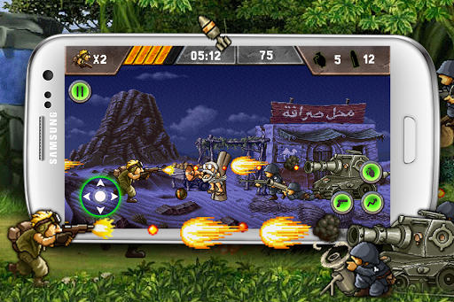 Commando|玩動作App免費|玩APPs
