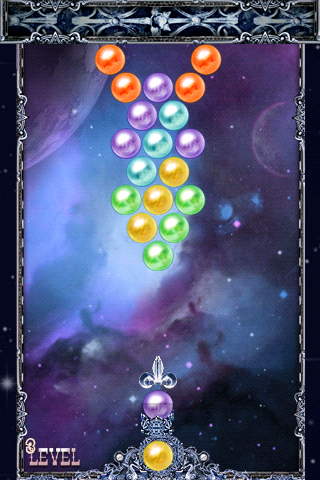 Shoot Bubble Deluxe screenshot 1