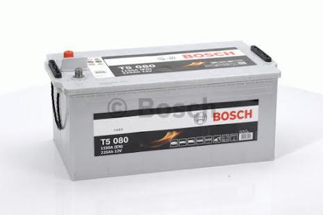Bosch 12V 225Ah Start.