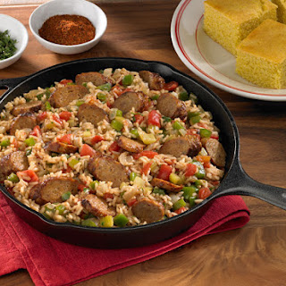 Johnsonville Hot & Spicy Jambalaya