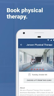 betterPT: Physical Therapy- screenshot thumbnail