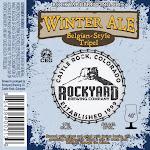 Rockyard Winter Triple