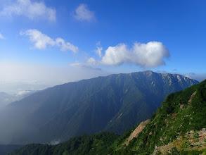 大きな蓮華岳