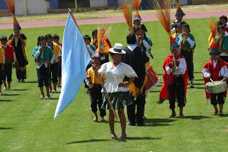 Photo: Representing Cochabamba