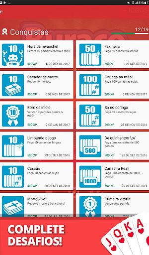 Buraco Jogatina: Jogo de Cartas Gru00e1tis 1.7.2 screenshots 21