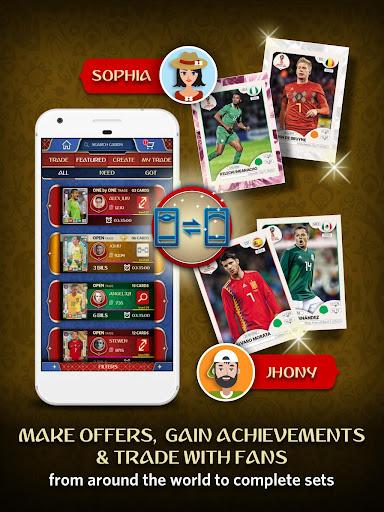 FIFA World Cup Trading App 1.1.2 screenshots 8