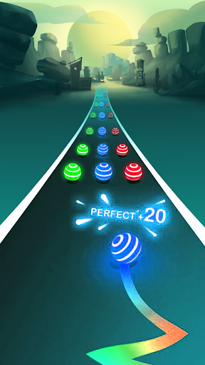 BLINK ROAD : Ball Dance Tiles - Game For BLACKPINK screenshots 4