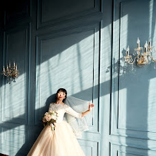 Wedding photographer Alisa Pugacheva (Pugacheva). Photo of 26.12.2017