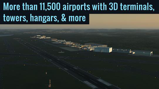 X-Plane 10 Flight Simulator V11.4.1 Apk Mod (Unlocked) Data Android FREE 4