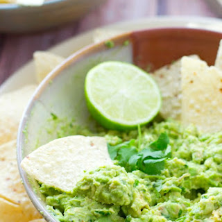Seriously The Best Guacamole In The World.
