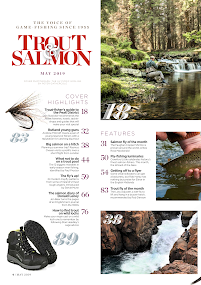 Trout & Salmon Magazine- screenshot thumbnail