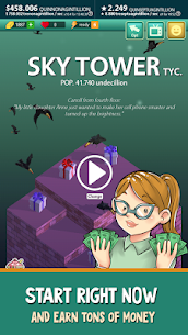 Sky Tower Tycoon – Your idle adventure 8