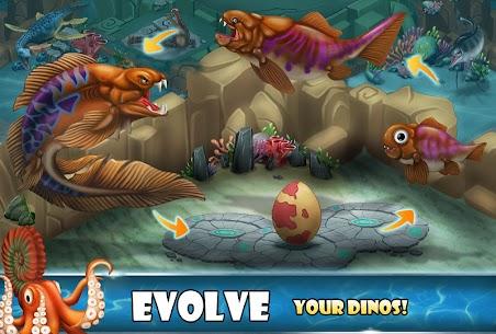 Jurassic Dino Water World 11.34 MOD (MEGA Mode) 5