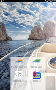 Capri Boat Trips screenshot