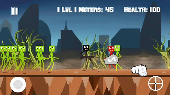 Anger of Stickman- screenshot thumbnail