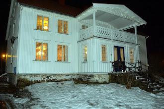 Photo: The proprietor's mansion